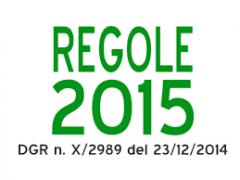 regole 2015